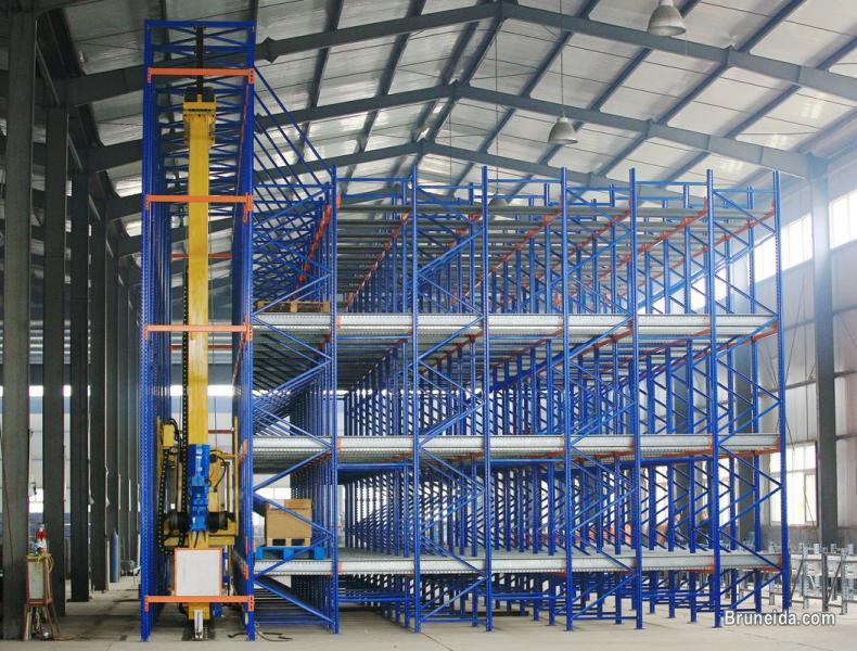 Picture of warehouse racking in Brunei Muara