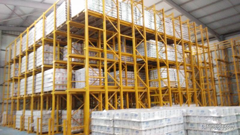 warehouse racking in Brunei - image