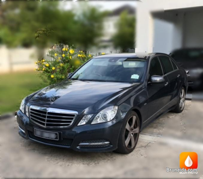 Picture of Mercedes E250 Good Condition