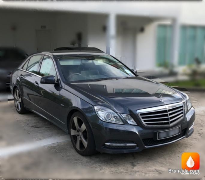 Mercedes E250 Good Condition