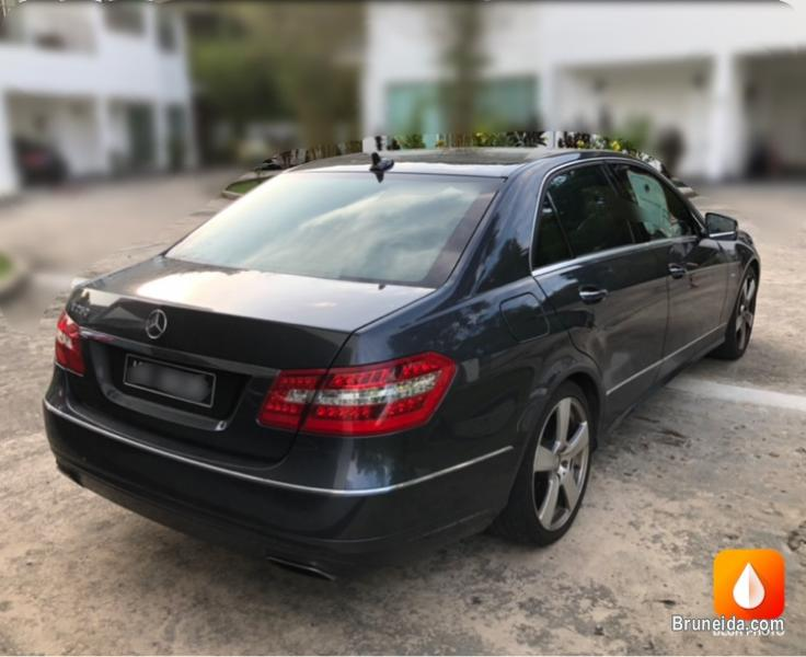 Mercedes E250 Good Condition in Brunei Muara