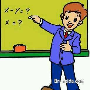 Picture of Maths Teacher