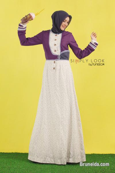 Picture of Muslimah Premium Dress The Active notions / Free Shipping