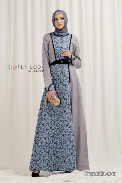 Picture of Gamis Visiting Parents Sku: SL-0317012 / Free Shipping