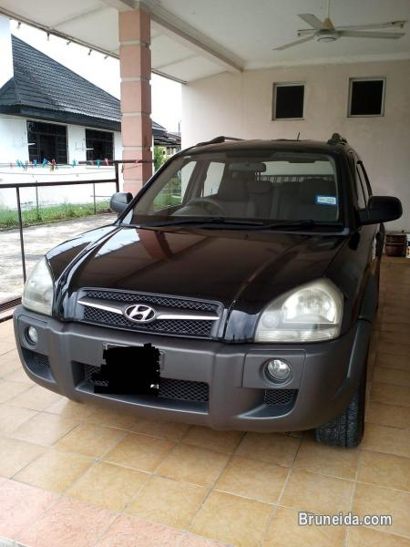 Picture of Hyundai Tuscon diesel for Sale