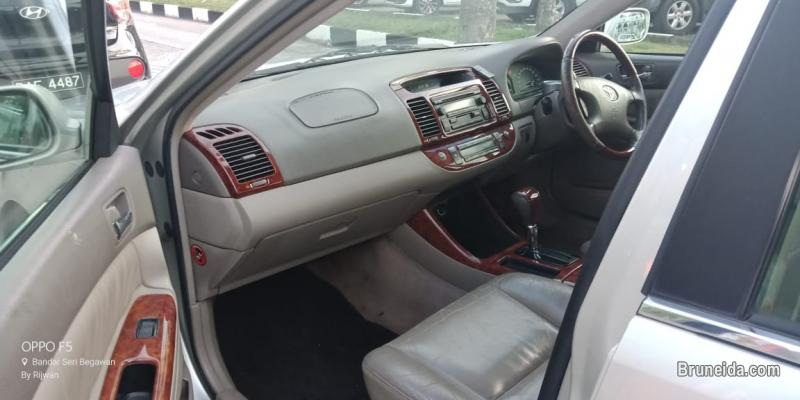 2005 Toyota Camry Auto (price can negotiate)