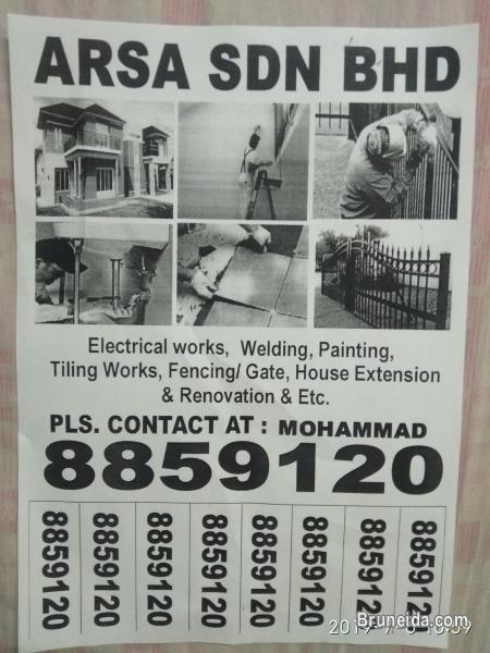Picture of Construction Work Electrical Work