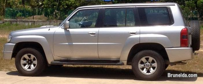 Picture of Nissan Patrol (Auto) 4WD