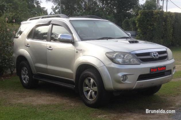 Picture of Toyota Fortuner For Sale