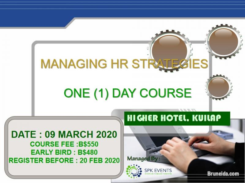 Picture of HUMAN RESOURCES TRAINING: HR FOR THE NON - HR