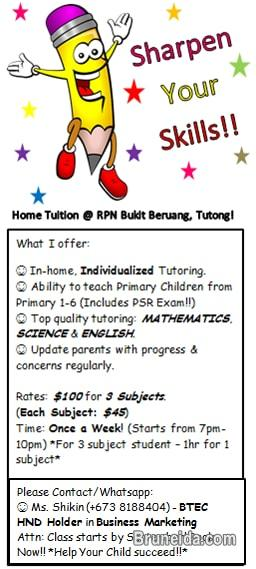Picture of Home Tuition (Individual)