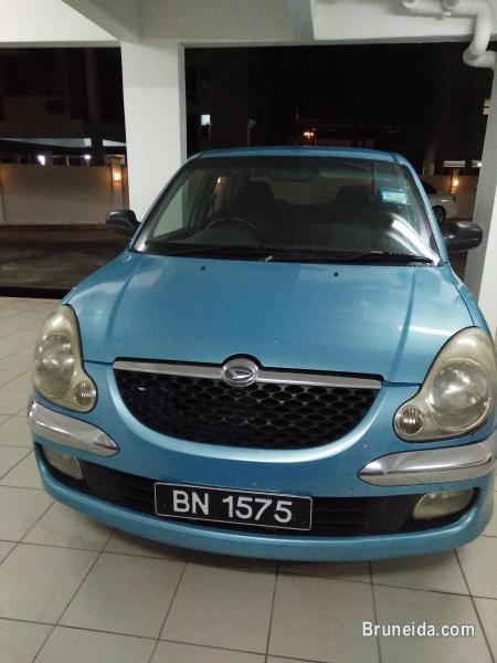 Daihatsu Sirion Urgent Sale BND 2999 negotiable