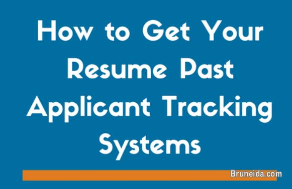 Picture of Revised your CV or resume for ATS compliance within 10 days