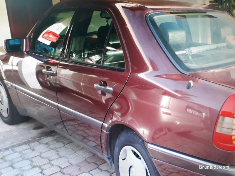 1996 MERCEDES C-200 ELEGANCE FOR SALE