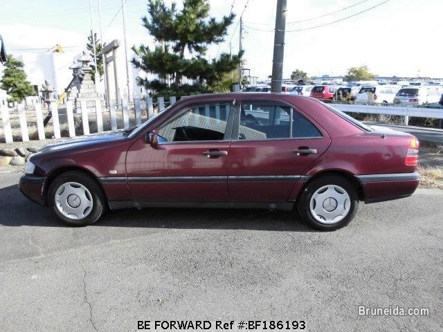 Picture of Mercedes c-200 for sale