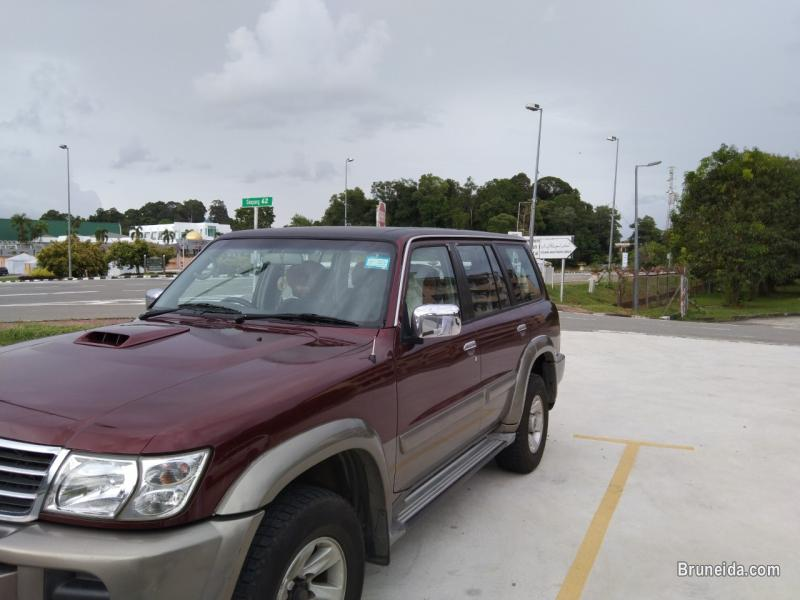 Picture of NISSAN PATROL FOR SALE
