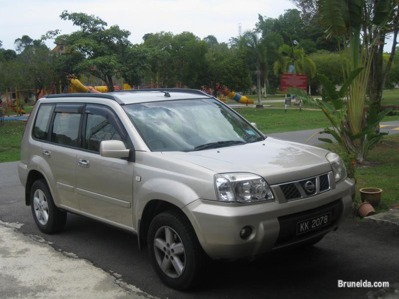 Pictures of Nissan XTRAIL 2006 Auto 4WD for SALE