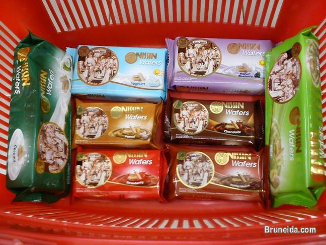 Biscuit in Temburong
