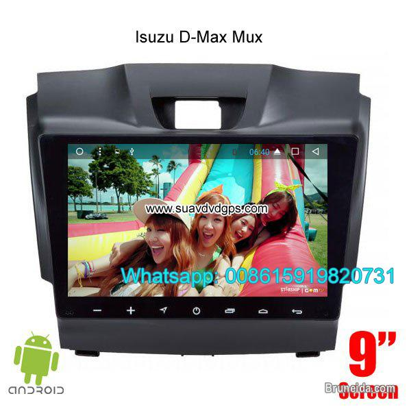Picture of Isuzu DMax Pickup Android car player