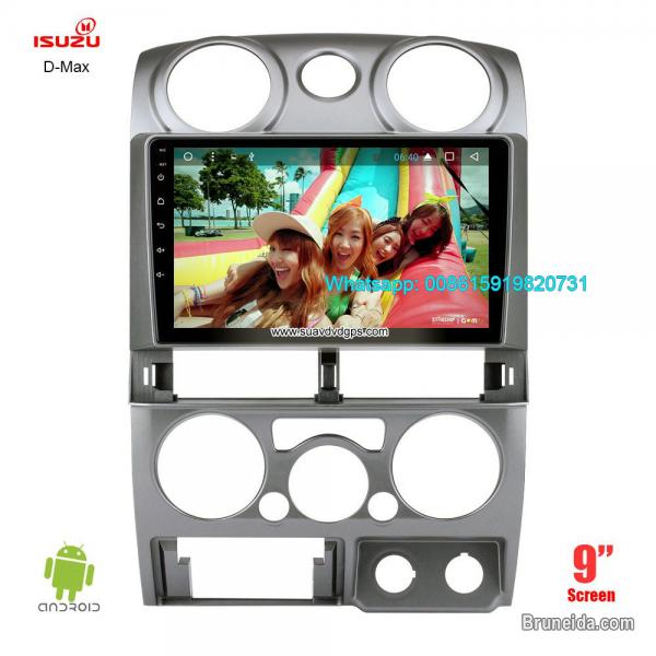 Picture of Isuzu D-Max Pickup 2007-2011 Android car player
