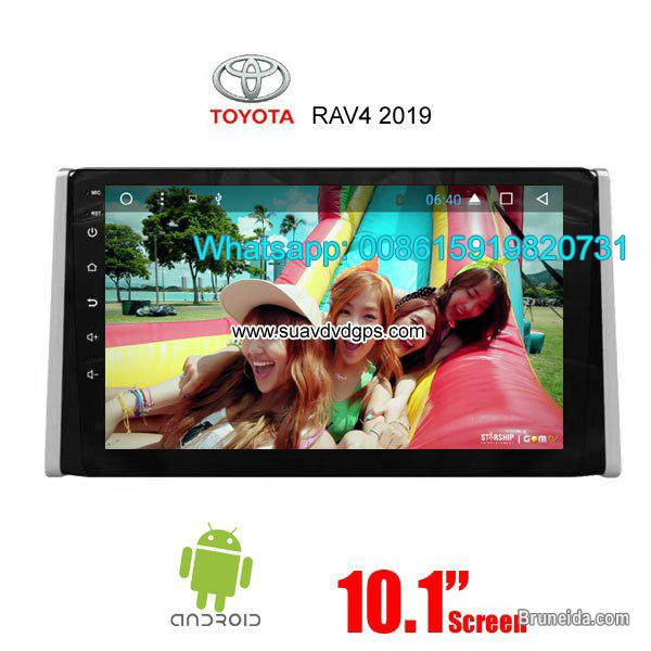 Picture of Toyota RAV4 smart car stereo Manufacturers