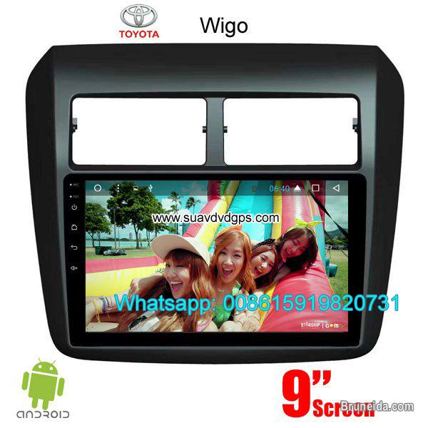 Picture of Toyota Wigo smart car stereo Manufacturers