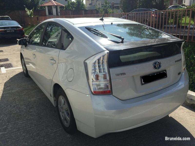 Toyota Prius in Brunei Muara