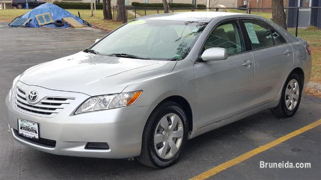 Picture of 2008 toyota camry for sale