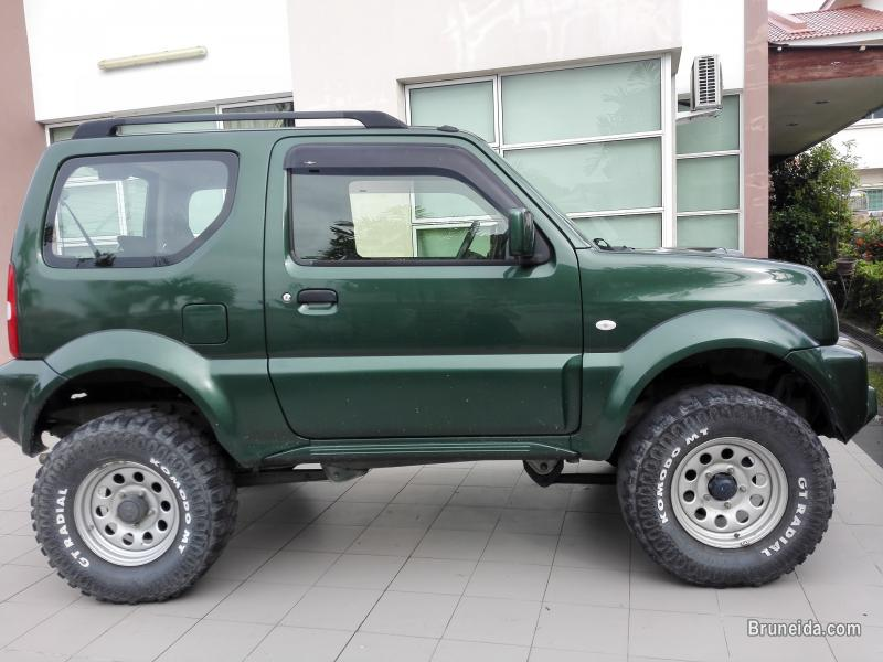 Picture of Used Suzuki Jimny Year 2013 for SALE