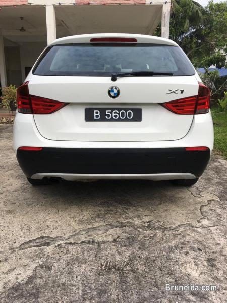 SELLING USED BMW X1