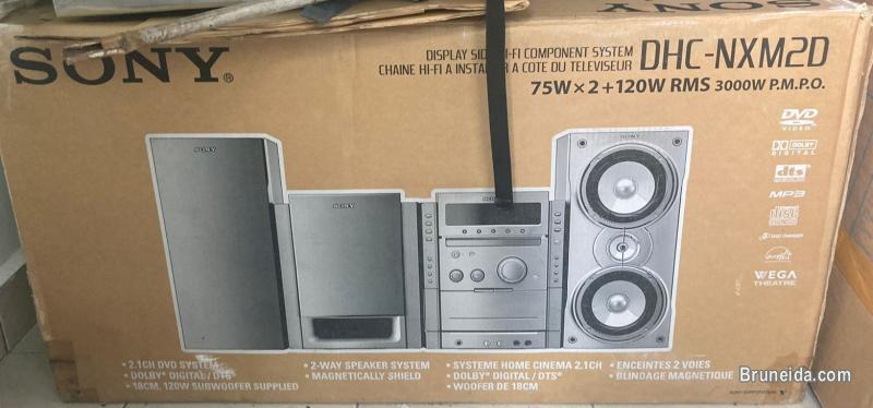Picture of Music System (Sony) for sale