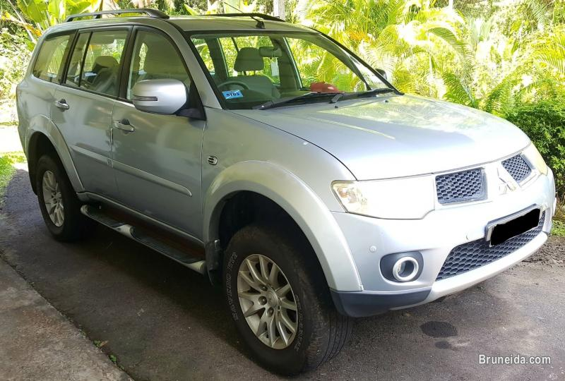 Pictures of PAJERO SPORTS AUTOMATIC FOR SALE, 2. 5L DIESEL, 2013 MODEL