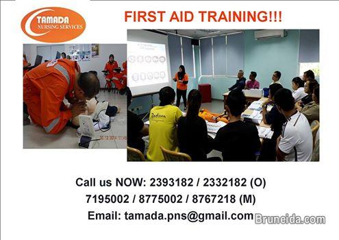 Picture of First Aid Training Services by TAMADA.