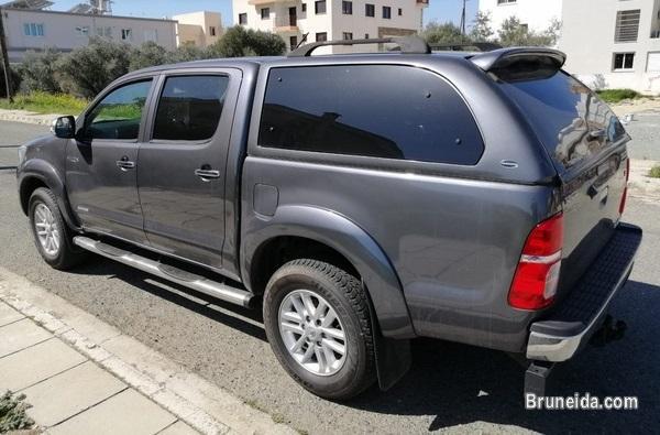 Toyota Hilux 3, 0L 2014