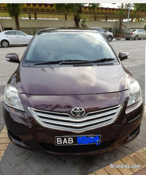 Picture of Toyota Vios Auto Excellent Car for Sale