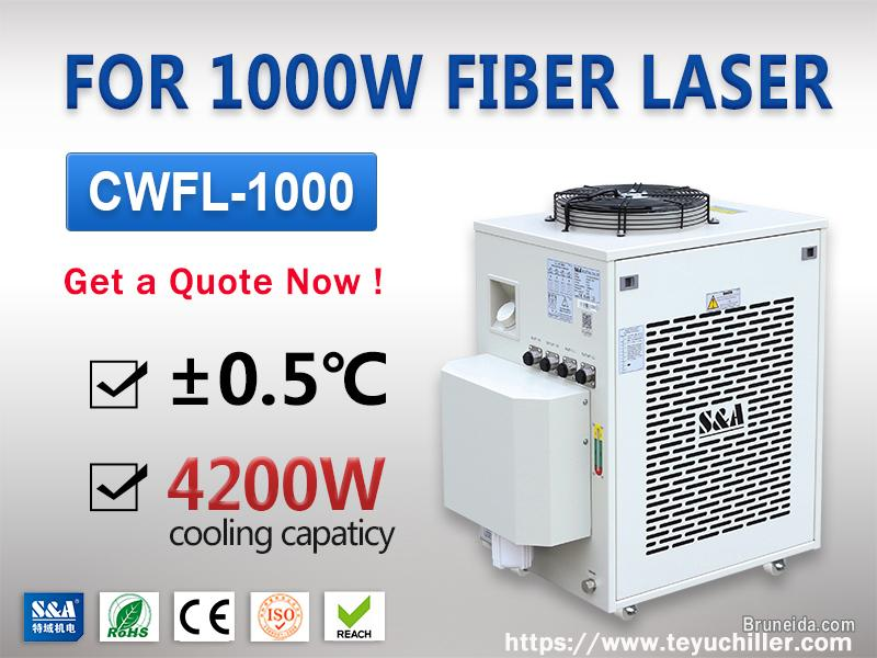 Pictures of Industrial Water Chiller Unit for 1000W Fiber Laser
