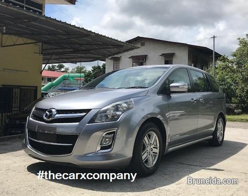 Picture of Mazda 8 2. 3 auto model2015