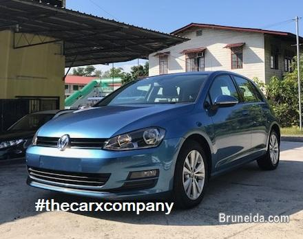 Pictures of VW Golf 1. 2Tsi auto model2015