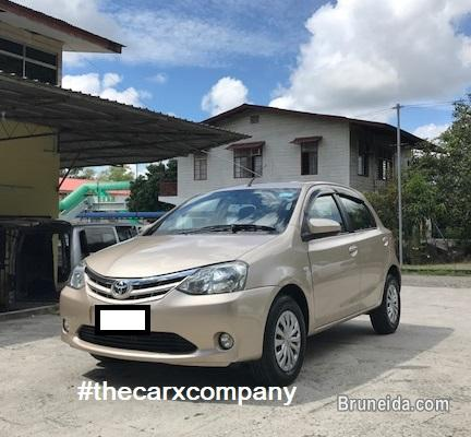Picture of Toyota etios 1. 5 manual model2014