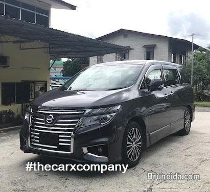 Pictures of Nissan Elgrand 2. 5 auto highwaystar model2015