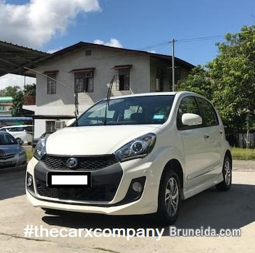 Pictures of Perodua Myvi 1. 5 manual model2016