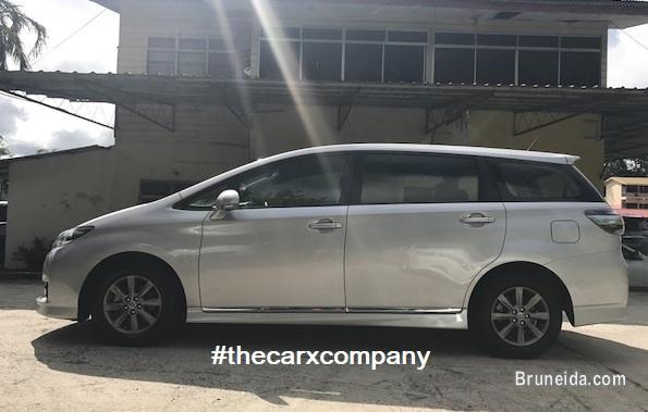 Toyota Wish 1. 8 auto 7seaters model2016