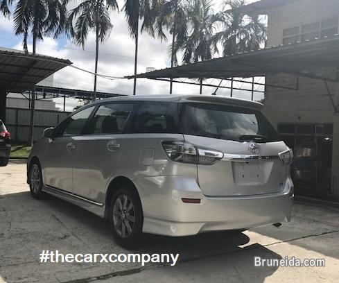 Toyota Wish 1. 8 auto 7seaters model2016 in Brunei Muara
