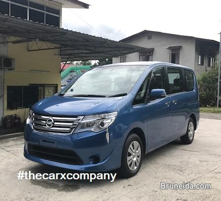 Picture of Nissan Serena 2. 0 auto 7seaters model2016