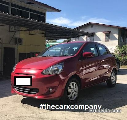 Pictures of Mitsubishi Mirage 1. 2 auto model2013
