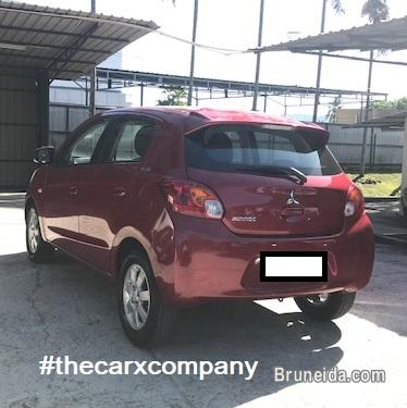 Mitsubishi Mirage 1. 2 auto model2013 in Brunei Muara