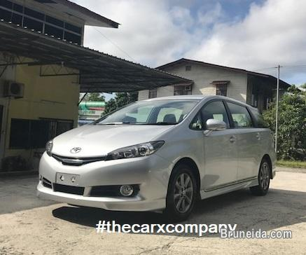 Picture of Toyota Wish 1. 8S auto model2016 (Imported)