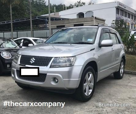 Pictures of Suzuki GRand vitara 2. 0 auto model2009