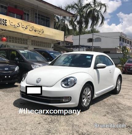 Picture of Volkswagen Beetle 1. 2 Tsi auto model2014