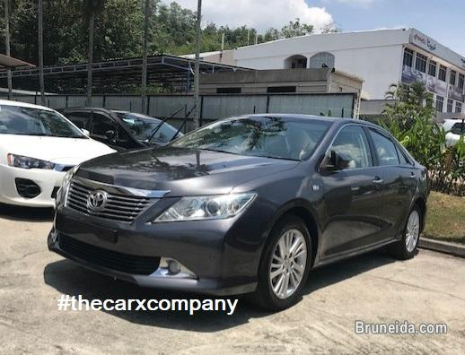 Picture of Toyota Camry 2. 5 auto model2016